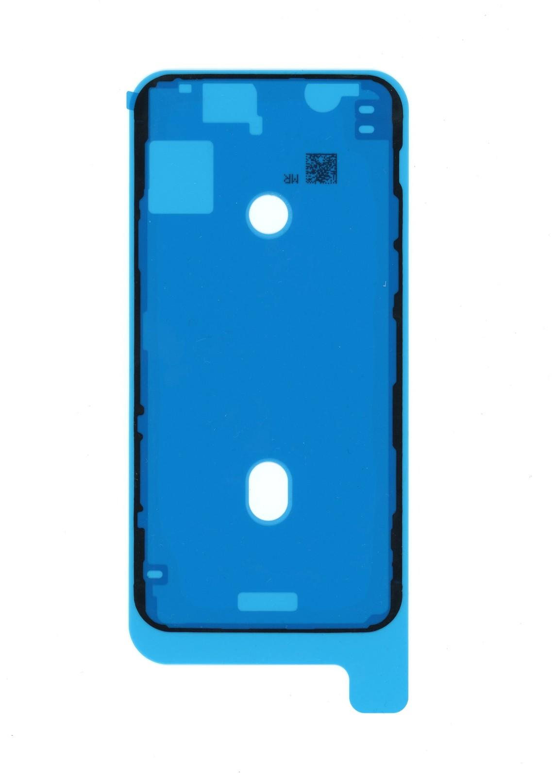 Rahmenkleber / Dichtung für Display iPhone 11 schwarz