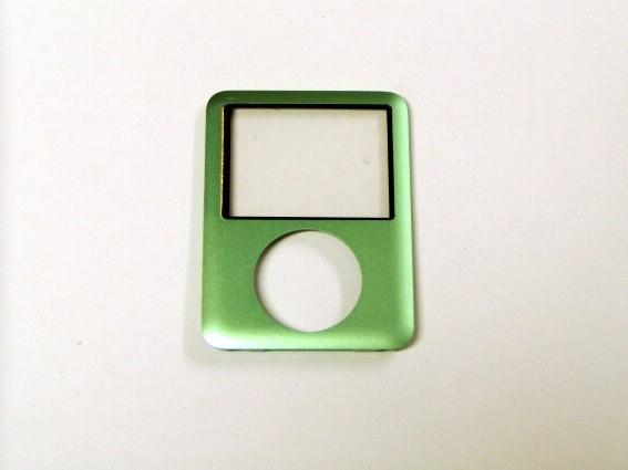 Oberschale in grün für iPod Nano 3G