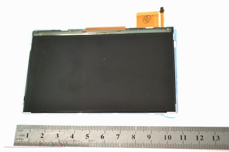 LCD Display mit Backlight passend für PSP 3000
