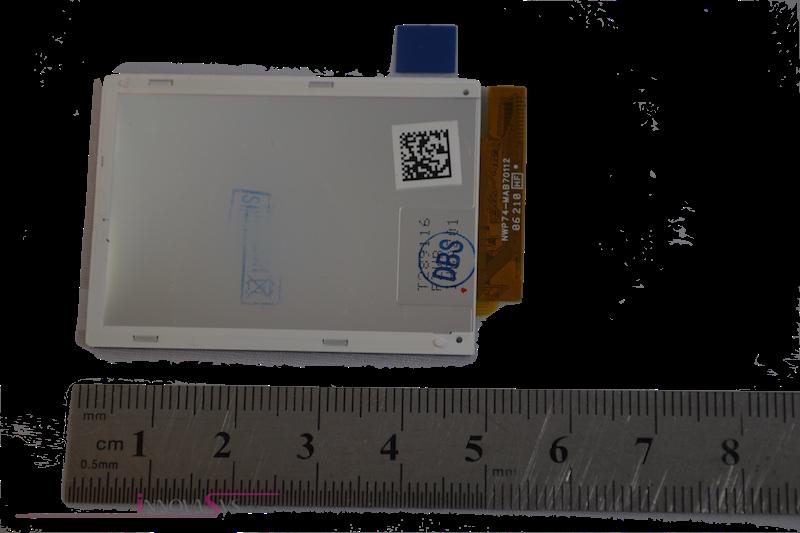 LCD Display passend für iPod Nano 4G