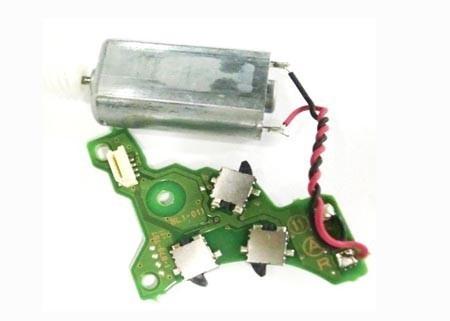 Sensor Board mit Motor für PS3 Slim