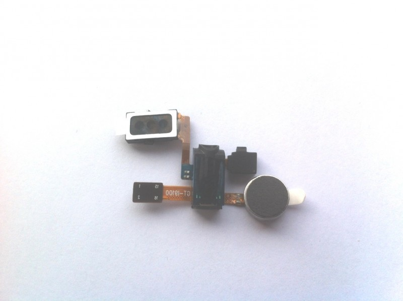 Kopfhörerbuchse + Lautsprecher + Vibrationsmotor für Samsung Galaxy S2 i9100