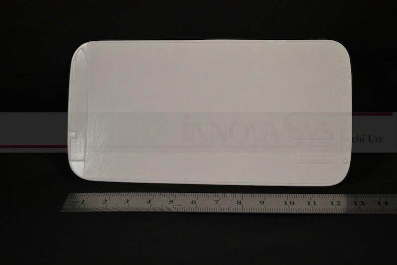 Klebefolie für Samsung Galaxy S3 i9300 +  i9305 Frontscheibe