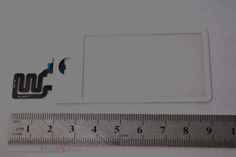Touchscreen für iPod Nano 7G weiss