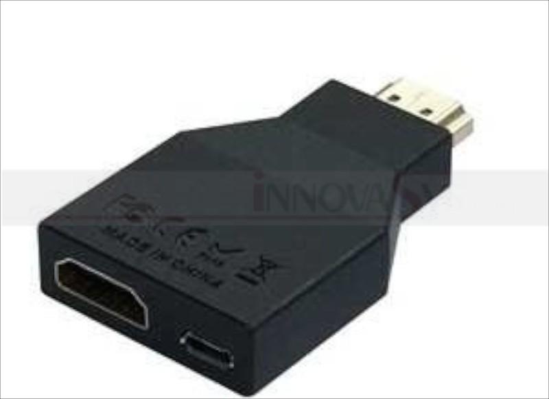 HDMI Protector - Schutz vor Blitzschlag oder elektrostatischer Aufladung