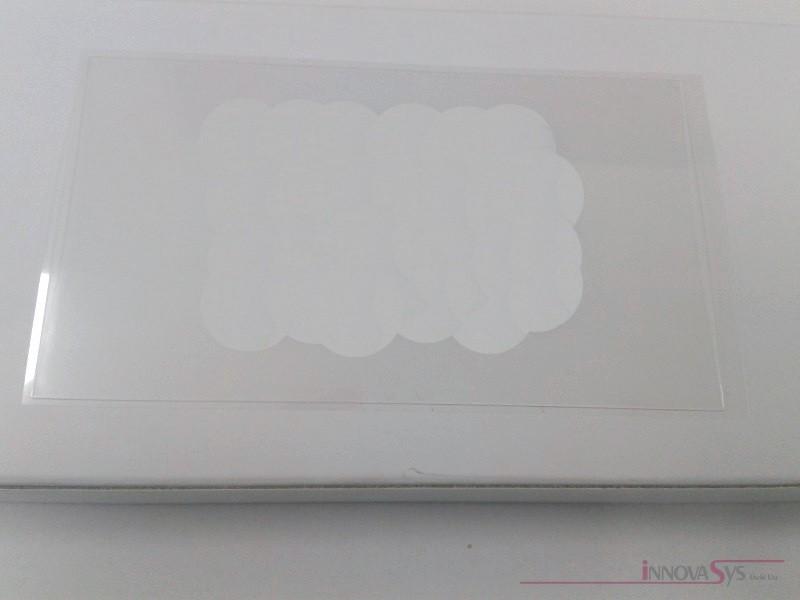 OCA Kleber für Samsung Galaxy Note2 N7100 Frontscheibe