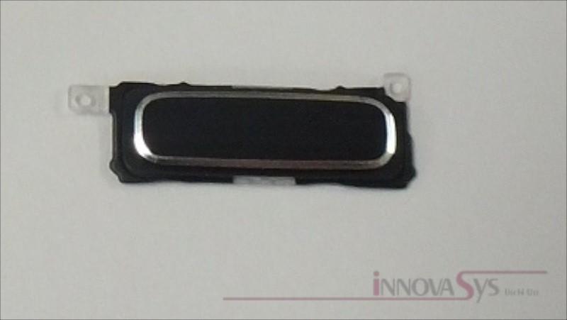 Home button in nachtblau/myst für Samsung Galaxy S4