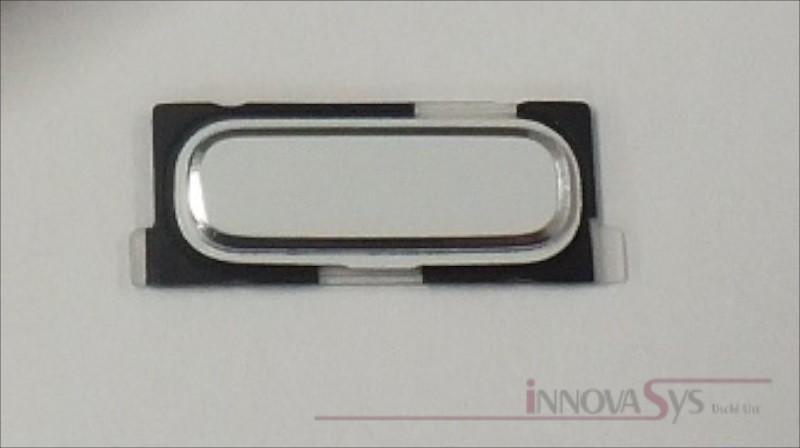 Home button in weiss für Samsung Galaxy S4 Mini