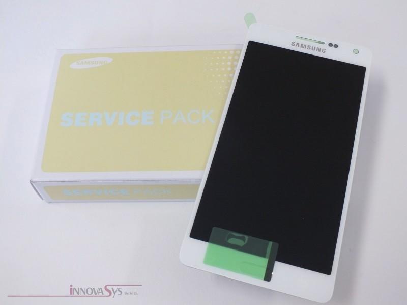 Display für Samsung Galaxy A5 SM-A500FU Touchscreen, LCD in weiss GH97-16679A