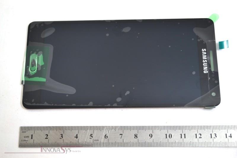 Display für Samsung Galaxy A5 SM-A500FU Touchscreen, LCD in schwarz GH97-16679B