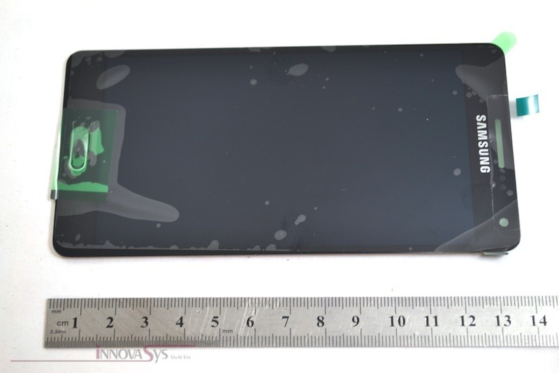 Display für Samsung Galaxy A5 SM-A500FU Touchscreen, LCD in schwarz GH97-16679B