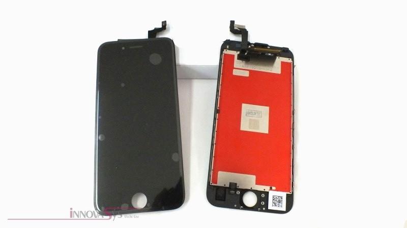 """Premium Display Einheit komplett für iPhone 6S (4,7"""") in schwarz"""
