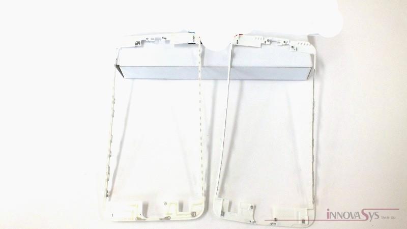 Mittelrahmen für iPhone 6S+ weiss