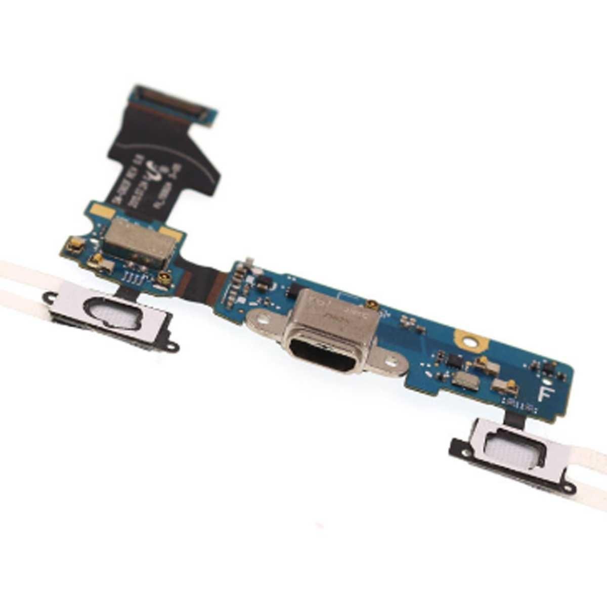 Micro USB Buchse mit Tasten,  Mikrofon und Sensor Flex für Samsung G903F Galaxy S5 Neo Docking Port