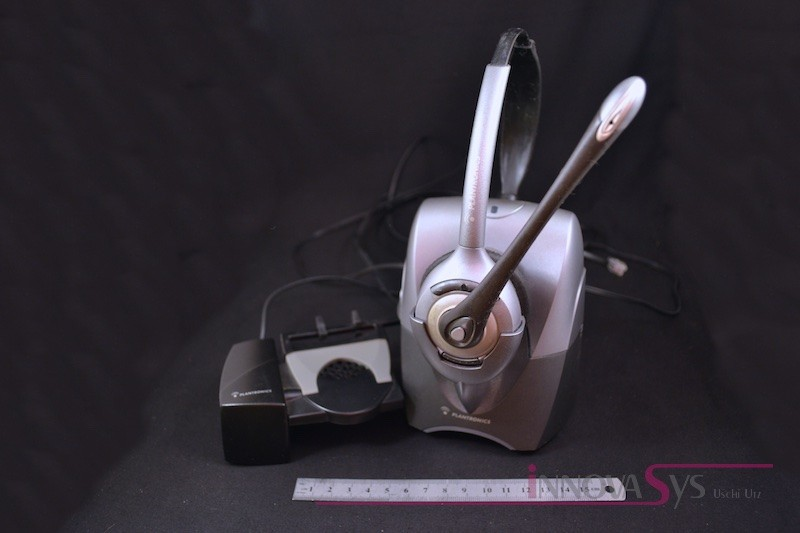 Plantronics Headset CS351 inkl. HL10 Occasion