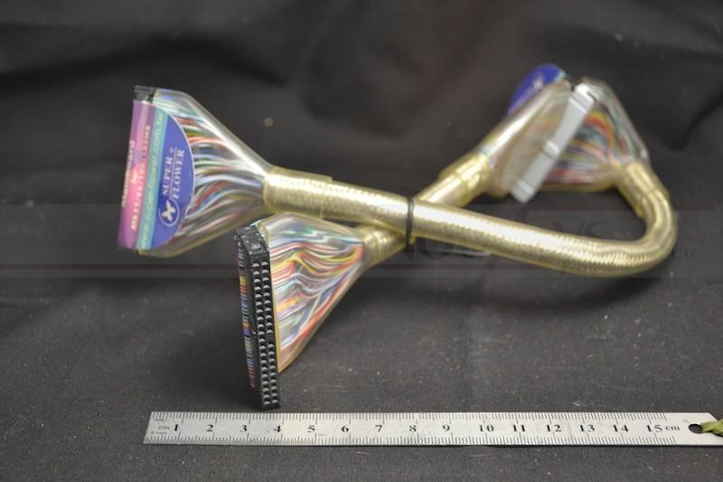 Aerodynamic Cable für IDE