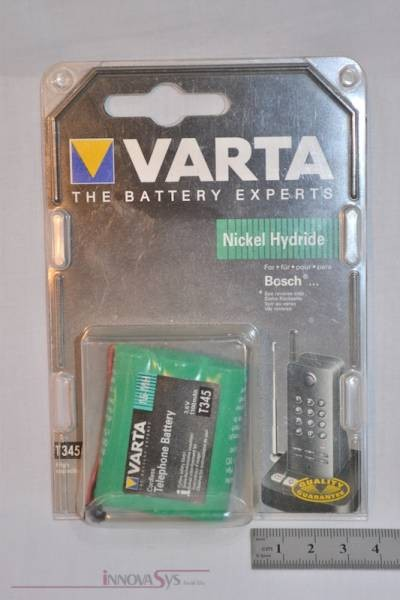 Varta Batterie Pack für Telefone