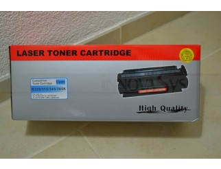 Brother TN-325 Toner Kompatible Tonerpatrone Cyan (3500 Seiten)