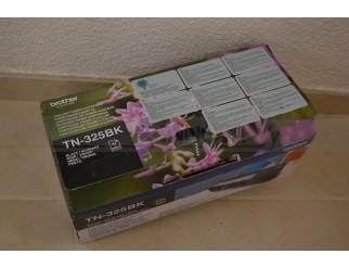 Brother TN-325BK Tonerpatrone (4000 Seiten) schwarz