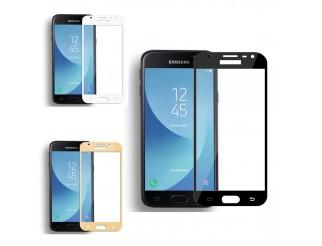 Panzer Schutzfolie für Samsung Galaxy J3 (J320) 2016 / Display-Schutzglas 9H HQ Premium