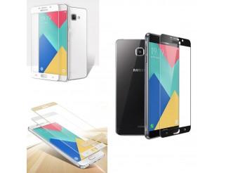 Panzer Schutzfolie für Samsung Galaxy J5 (J510) 2016 / Display-Schutzglas 9H HQ Premium