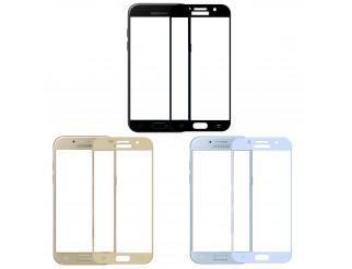 Panzer Schutzfolie 3D für Samsung Galaxy A5 (A520) 2017 / Display-Schutzglas 9H HQ Premium
