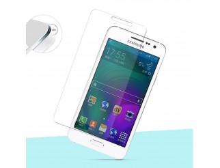 Panzer Schutzfolie für Samsung Galaxy A3 (A300) 2015 / Display-Schutzglas 9H HQ Premium