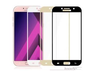 Panzer Schutzfolie 3D für Samsung Galaxy A3 (A320) 2017 / Display-Schutzglas 9H