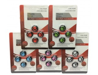 Silikon Thumbstick Caps für PS4 Controller , Kappe, verschiedene Farben