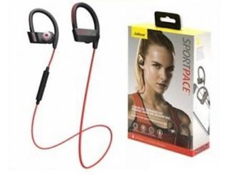 Jabra Sport Pace Wireless Bluetooth Kopfhörer (kabelloser Stereo Sport-Kopfhörer, geeignet für Handy, Smartphone, Tablet und PC)