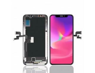 Standard Display Einheit schwarz, komplett für iPhone X (OLED)