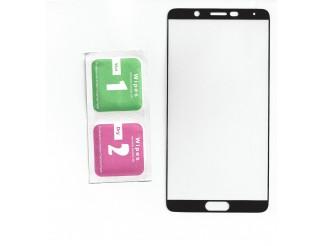 HQ Premium Panzer Schutzfolie / Display-Schutzglas 3D 9H passend für Huawei Mate 10