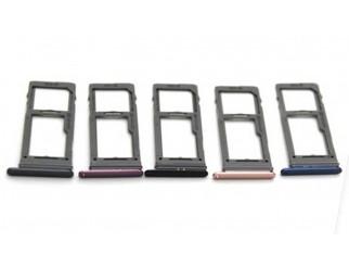 Sim + SD Kartenhalter / Sim card tray passend für Samsung Galaxy S9 G960F / S9+ G965F