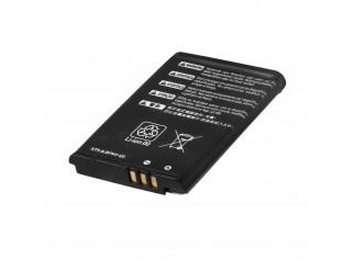 Batterie passend für Nintendo NEW 3DS, 1400 mAh mit Schraubendreher - kompatibel KTR-003
