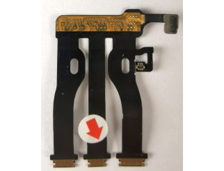 Display Flex Kabel passend für Apple Watch Series 4 GPS/Cellular 40mm  Modell A2007 APN821-01138-04