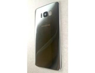 Samsung Galaxy S8  original Akkudeckel/Backcover orichd grey /grau gebraucht