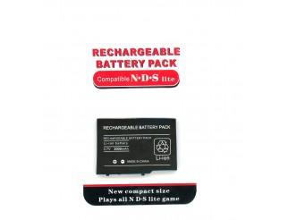 Batterie passend für Nintendo DS lite, 2000 mAh
