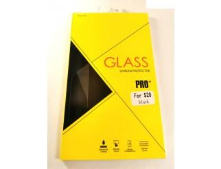 Panzer Schutzfolie / Display-Schutzglas 4D 9H für Samsung Galaxy S20 HQ Premium-Qualität