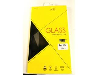 Panzer Schutzfolie / Display-Schutzglas 4D 9H für Samsung Galaxy S20+ HQ Premium-Qualität