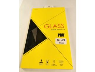 Panzer Schutzfolie / Display-Schutzglas 4D 9H für Samsung Galaxy A90 HQ Premium-Qualität