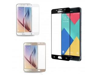 Panzer Schutzfolie für Samsung Galaxy J7 (J700) 2015 / Display-Schutzglas 9H HQ Premium