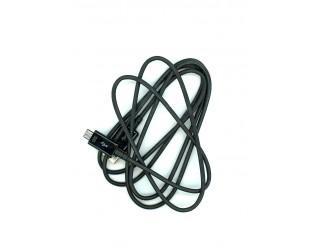Original Samsung USB Kabel ECB-DU4EBE für alle Samsung Geräte mit Micro-USB, schwarz, 1,5m