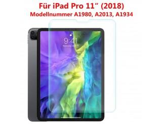 """Panzer Schutzfolie für iPad Pro 11"""" (2018) / Display-Schutzglas 9H HQ Premium"""