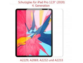 """Panzer Schutzfolie für iPad Pro 4 (2020) 12,9"""" / Display-Schutzglas 9H HQ Premium"""