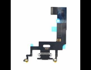 USB Lightning Ladebuchse Docking port für iPhone XR mit Antenne + Mikrophone