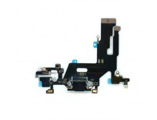 USB Lightning Ladebuchse Docking port für Iphone 11 mit Antenne und Mikrofon