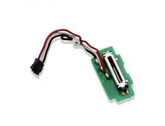 Lautstärke Regler Schaltung mit Kabel passend für Nintendo 3DS