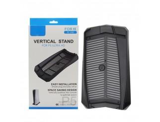 Vertikal Ständer mit Lüftungsschlitzen passend für Playstation 5 PS5