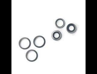 Kamera  Linse Glas (hinten) passend für Apple iPhone 11 Pro / Pro Max (Set mit 3 Stück)