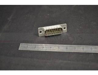 Serial - Stecker 15 polig zum Löten M